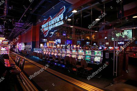 Editorial picture of WinStar Casino, Thackerville, USA - 23 Jul 2019