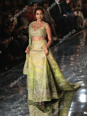 Editorial photo of India Couture Week 2019 in New Delhi - 25 Jul 2019