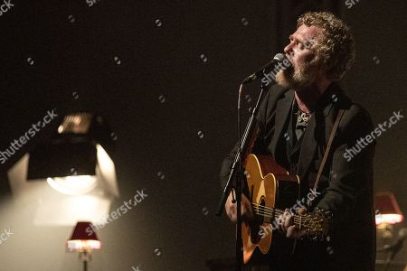 Glen Hansard performs on stage during a concert at the Blue Balls Festival in Lucerne, Switzerland, 23 July 2019. The music event runs from 19 to 27 July.
