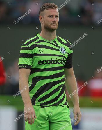 Matthew Mills of Forest Green Rovers