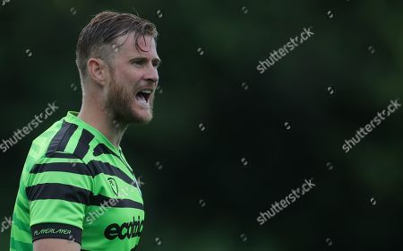 Stock Image of Matthew Mills of Forest Green Rovers