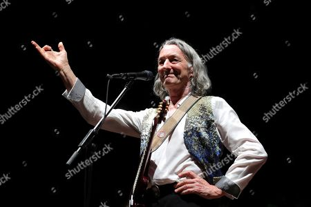 Editorial picture of Roger Hodgson in concert in Madrid, Spain - 24 Jul 2019