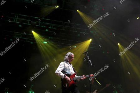 Editorial image of Roger Hodgson in concert in Madrid, Spain - 24 Jul 2019