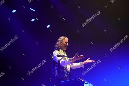 Editorial photo of Roger Hodgson in concert in Madrid, Spain - 24 Jul 2019