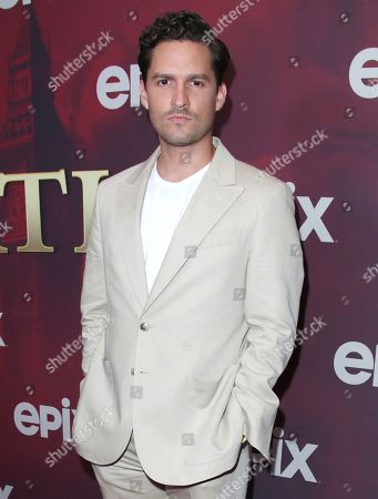 Editorial picture of 'Pennyworth' TV Show Premiere, Arrivals, Harmony Gold, Los Angeles, USA - 24 Jul 2019