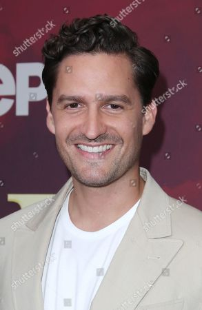 Stock Image of Ben Aldridge