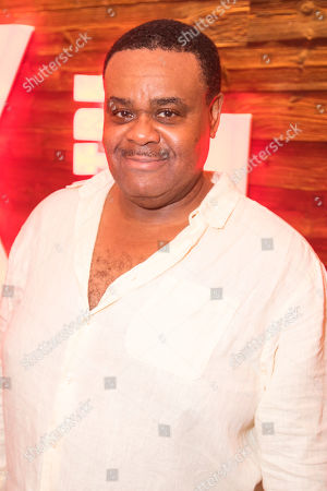 Clive Rowe (The Man)