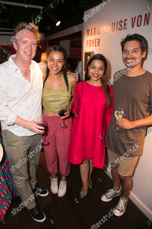 Editorial picture of 'Blues in the Night' party, After Party, London, UK - 24 Jul 2019