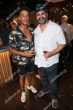 Editorial photo of 'Blues in the Night' party, After Party, London, UK - 24 Jul 2019