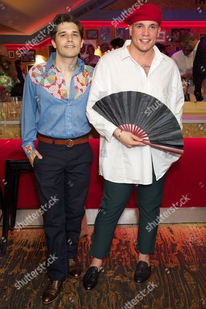 Editorial picture of 'The View UpStairs' musical gala, Soho Theatre, London, UK - 24 Jul 2019
