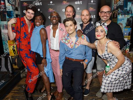 Editorial image of 'The View UpStairs' musical gala, Soho Theatre, London, UK - 24 Jul 2019