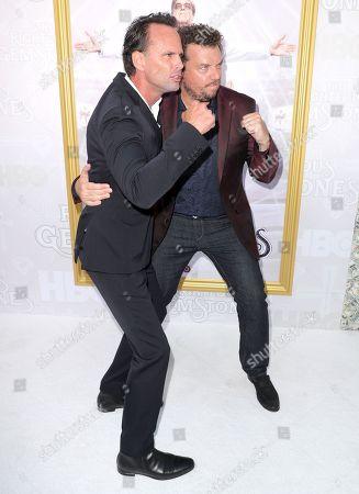 Walton Goggins and Danny McBride