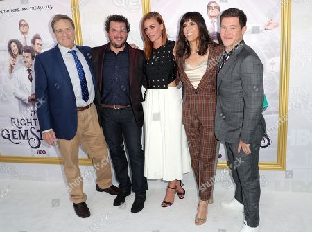 John Goodman, Danny McBride, Cassidy Freeman, Edi Patterson and Adam Devine
