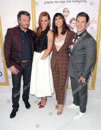 Danny McBride, Cassidy Freeman, Edi Patterson and Adam Devine