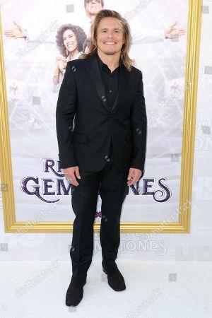 Stock Picture of Tony Cavalero