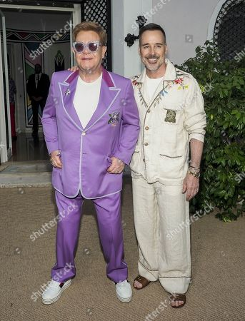 Editorial picture of Elton John AIDS Foundation party, Antibes, France - 24 Jul 2019