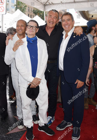 Editorial picture of Kenny Ortega Honored with a Star on the Hollywood Walk of Fame, Los Angeles, USA - 24 Jul 2019