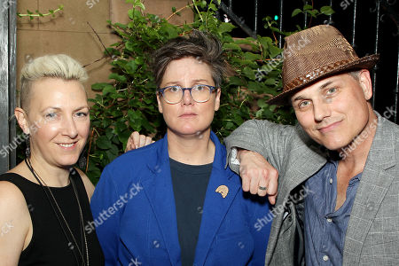 Stock Picture of Ry Pepper, Hannah Gadsby, Asa Somers