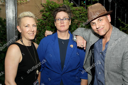Editorial picture of Hannah Gadsby's 5 Week New York City Leg of her New Stand-Up Comedy Show 'Douglas', New York, USA - 24 Jul 2019