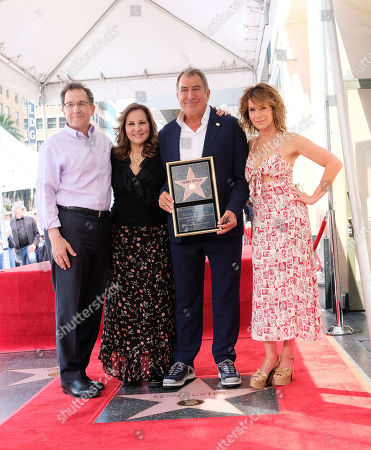 Jennifer Grey, Kenny Ortega, Kathy Najimy, Gary Marsh