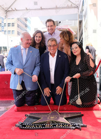 Editorial image of Kenny Ortega honored with a Star on the Hollywood Walk of Fame, Los Angeles, USA - 24 Jul 2019