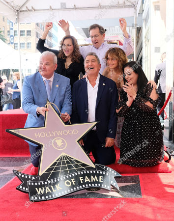 Editorial photo of Kenny Ortega honored with a Star on the Hollywood Walk of Fame, Los Angeles, USA - 24 Jul 2019