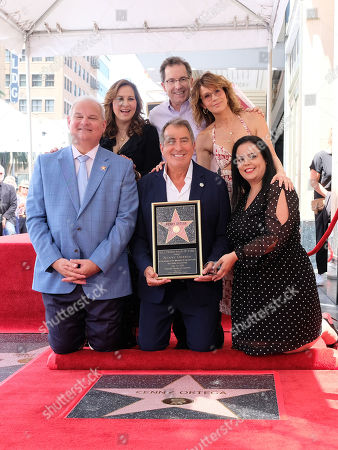 Stock Image of Jennifer Grey, Kenny Ortega, Kathy Najimy, Gary Marsh, Rana Ghadban