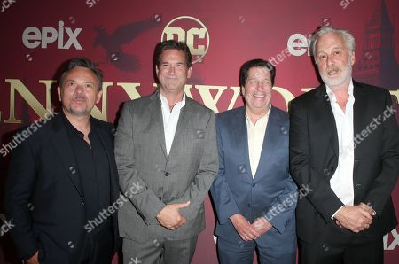 Danny Cannon, Peter Roth, Bruno Heller