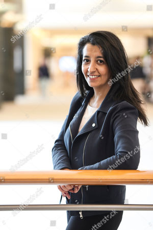 Editorial image of Karima Delli at the European Parliament, Brussels, Belgium - 24 Jul 2019