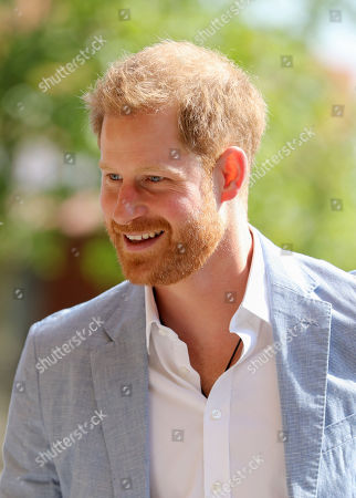 Prince Harry visit to Sheffield