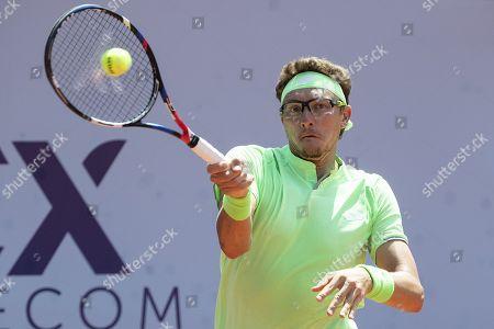 Editorial photo of Swiss Open tennis tournament in Gstaad, Switzerland - 25 Jul 2019