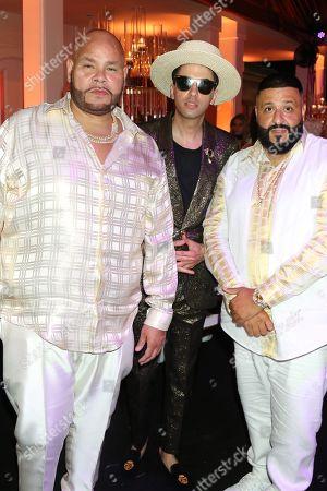 Fat Joe, DJ Cassidy and DJ Khaled