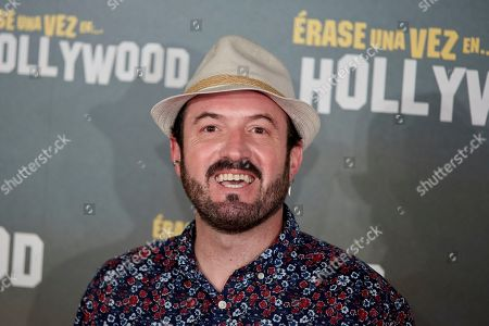 Editorial photo of 'Once Upon a Time in Hollywood' film premiere, Madrid, Spain - 24 Jul 2019