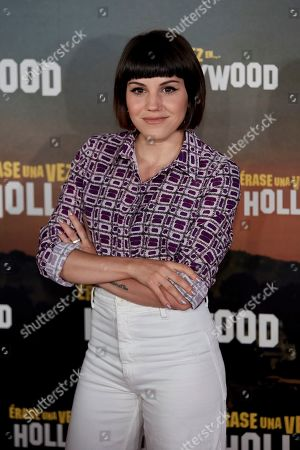 Editorial picture of 'Once Upon a Time in Hollywood' film premiere, Madrid, Spain - 24 Jul 2019