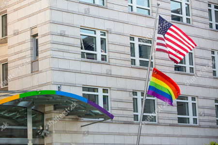 Rainbow Flag Stock Pictures, Editorial Images and Stock Photos