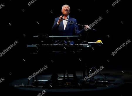 Joe Jackson performs on stage during his concert at the Jazzaldia Music Fest in San Sebastian, Basque Country, northern Spain, 25 July 2019. The 54th Jazzaldia Jazz Festival runs from 24 to 28 July.