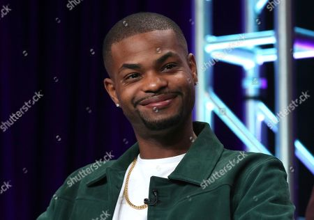 "Andrew Bachelor. Andrew ""King Bach"" Bachelor participates in IFC's ""Sherman's Showcase"" panel at the Television Critics Association Summer Press Tour, in Beverly Hills, Calif"