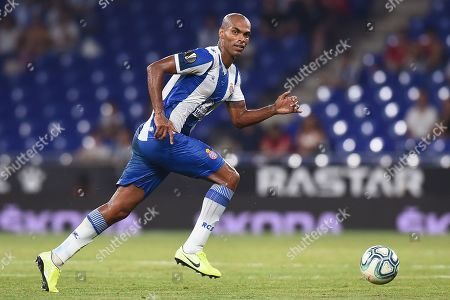 Stock Picture of Edinaldo Gomes Naldo of RCD Espanyol
