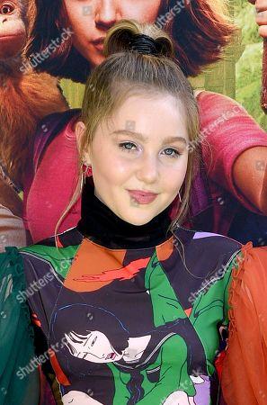 Stock Picture of Ella Anderson