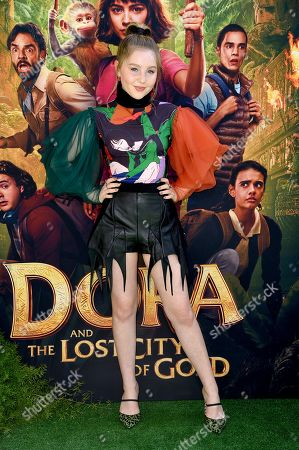 Editorial image of 'Dora and the Lost City of Gold' Film Premiere, Arrivals, Regal LA Live, Los Angeles, USA - 28 Jul 2019