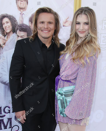 Editorial picture of 'The Righteous Gemstones' TV Show Premiere, Arrivals, Paramount Studios, Los Angeles, USA - 25 Jul 2019