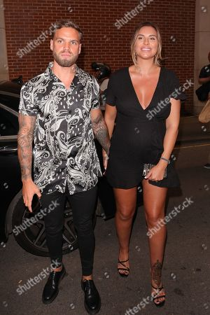 Dominic Lever and Jessica Shears