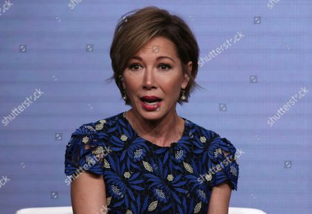 """Co-host Lisa Joyner participates in TLC's """"Taken At Birth"""" panel at the Television Critics Association Summer Press Tour, in Beverly Hills, Calif"""