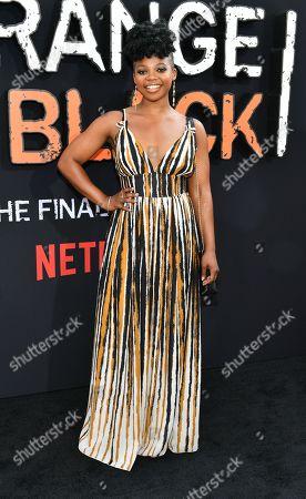 Editorial photo of 'Orange Is The New Black' TV show premiere, New York, USA - 25 Jul 2019