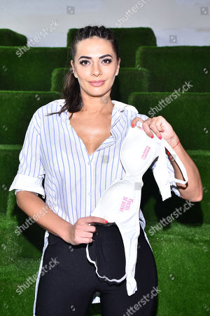 Editorial picture of 'Please Touch' campaign event, Mexico City, Mexico - 25 Jul 2019