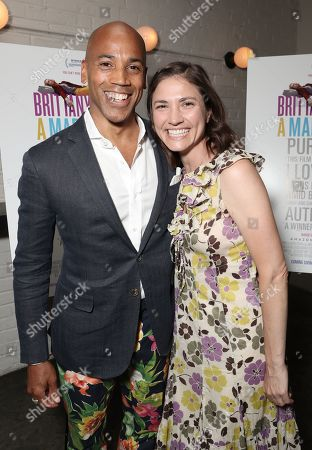 Editorial picture of Amazon Studios 'Brittany Runs a Marathon' film screening, Metrograph Theater, New York, USA - 25 Jul 2019