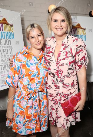 Rachel Antonoff and Jillian Bell