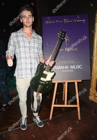 Editorial image of Yamaha Music London Ambassadors Press Launch, London, UK - 25 Jul 2019