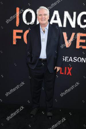 Stock Picture of Michael Harney