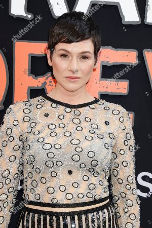 Editorial picture of 'Orange Is The New Black' TV show final season premiere, Arrivals, Alice Tully Hall, New York, USA - 25 Jul 2019